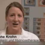 Hypnosetherapeutin Christiane Krohn