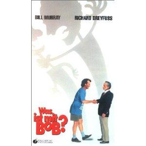Was ist mit Bob? DVD Tipp Psychopathologie